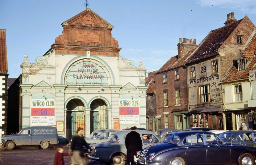 Beverley Picture Playhouse about 1966