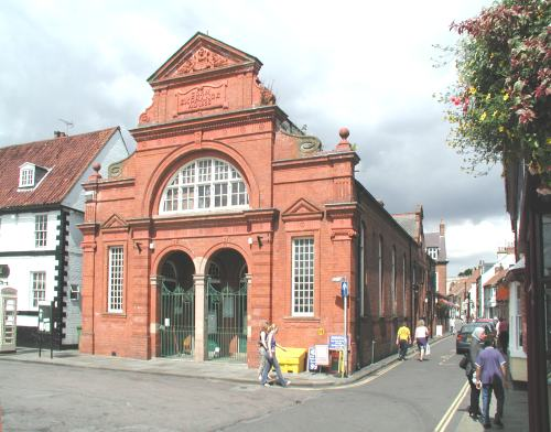 Beverley Picture Playhouse Theatre